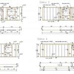 Dřevostavba - stěnové panely