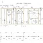Dřevostavba - stěnový panel
